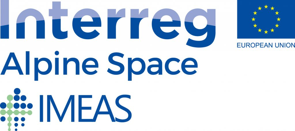 IMEAS Interreg Alpine Space