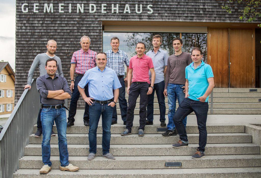 Das e5-Team Sulzberg 2016, Foto: Markus Gmeiner