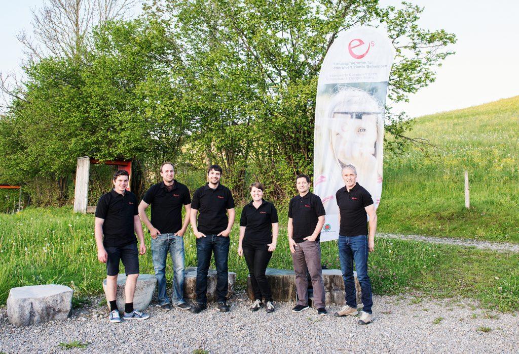 e5-Team Langenegg, 2017