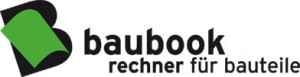 baubook rechner für bauteile