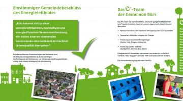 Energieleitbild der Gemeinde Bürs