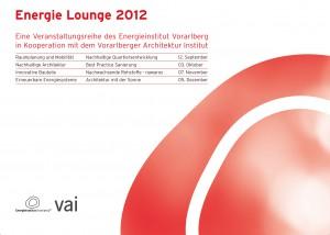 Energie Lounge 2012