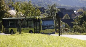 Mit Bus & Bahn in Vorarlberg unterwegs