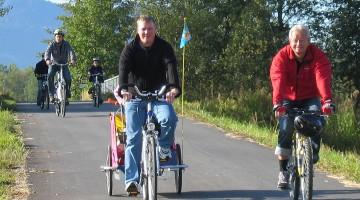 Symbolbilder Radfahren