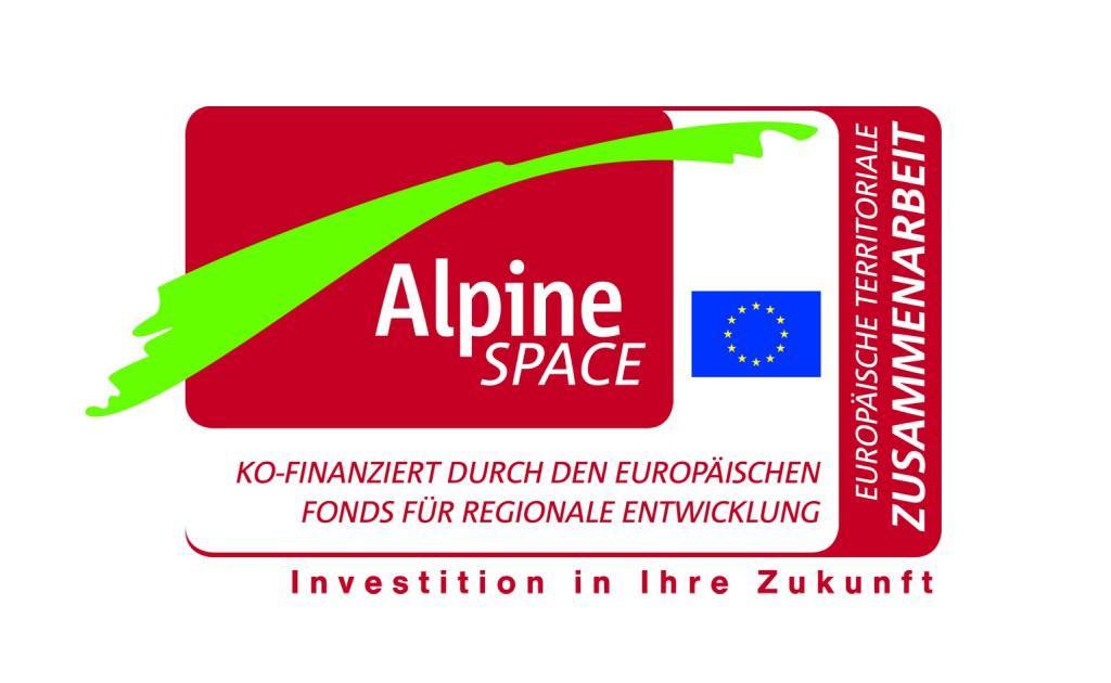 Logo Alpine Space