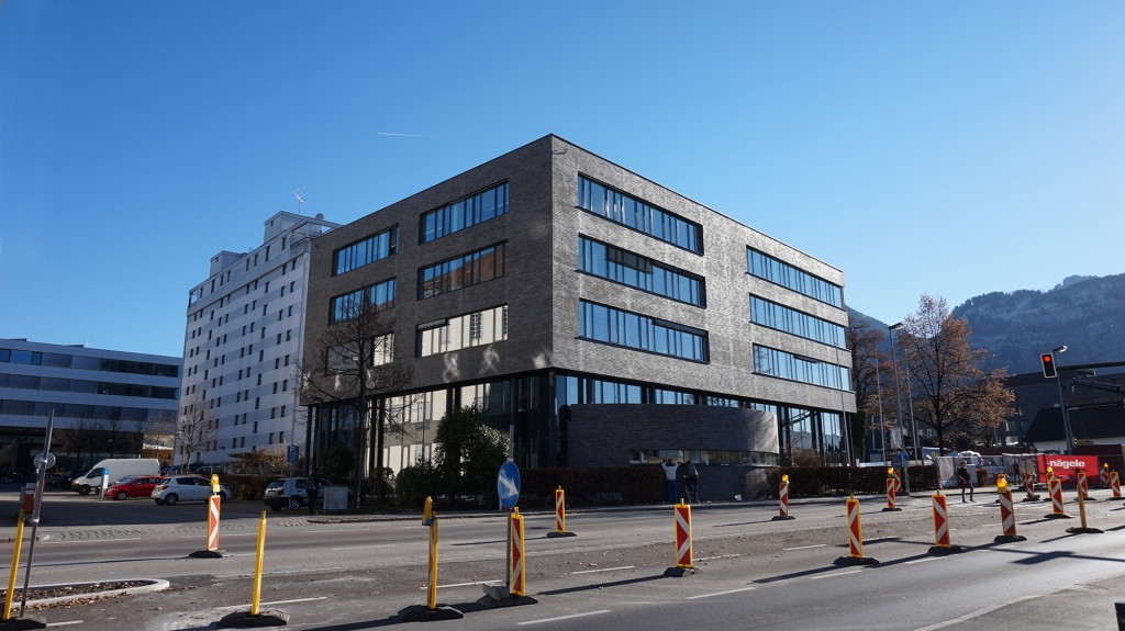 CAMPUS V, Stadtstraße 33