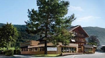 Hotel Post, Bezau