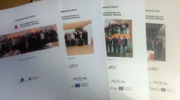 Jahresberichte Partnerbetriebe