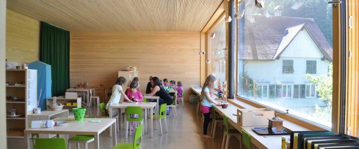 Kindergarten Muntlix (c) Caroline Begle