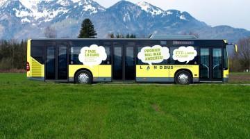 MOBILWoche Busbeschriftung 2015