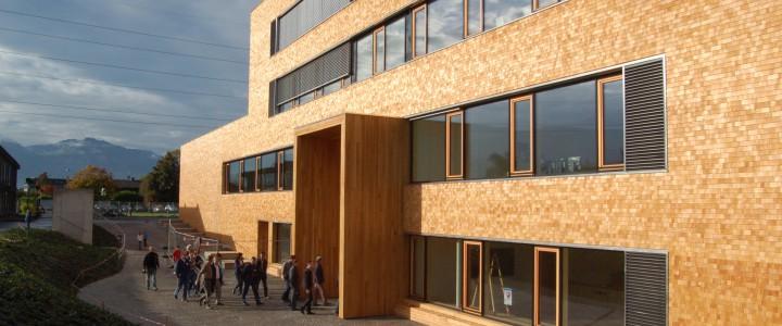Passivhaus Schulgebäude | Wolfurt