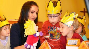 """Kindergarten Projektvorbereitung """"Ein Königreich für die Zukunft"""""""