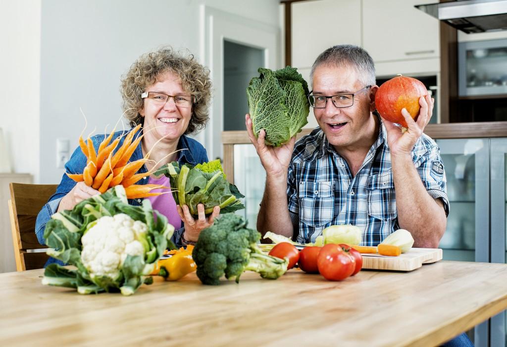 Probier amol - Sonja und Elmar Hämmerle aus Fußach