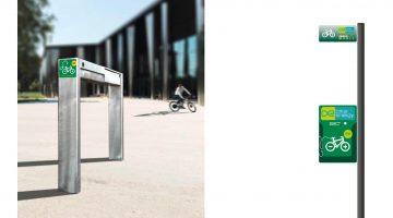 E-Bike-Ladestationen beide