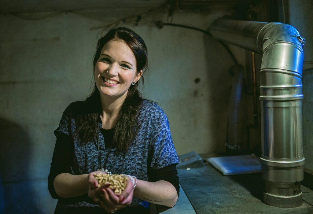 Energieinstitut, Bianca Duenser, Egg