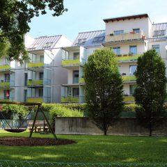 Wien WHA Uttendorfgasse - Bildnachweis Passivhaus Austria