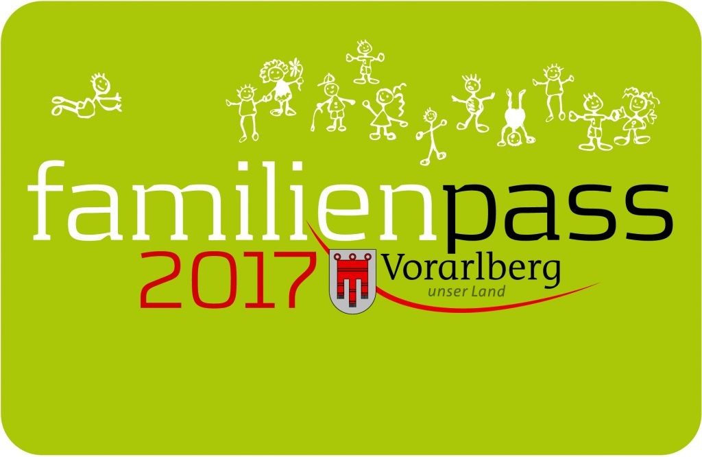 Logo Familienpass 2017