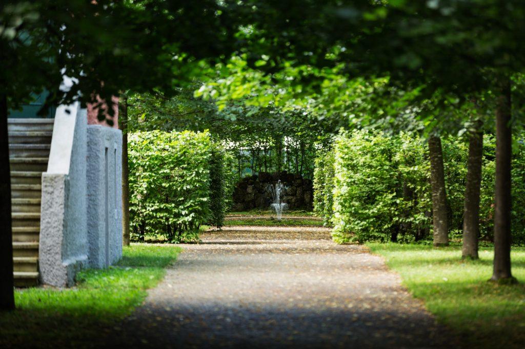Zeitgenössische Landschaftsarchitektur in Voralrberg - Bildnachweis Darko Todorovic