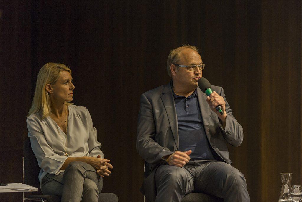 Energie Lounge 2017, Bürgermeister Elmar Rhomberg. Bildnachweis Darko Todorovic