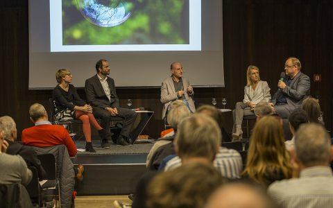 Energie Lounge 2017, vorarlberg museum, Anne Brandl, Markus Berchtold-Domig, Harald Gmeiner, Petra Kreuzer, Emar Rhomberg. Bildnachweis Darko Todorovic