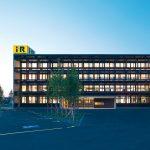 Bürogebäude I+R Schertler. Bildnachweis Bruno Klomfar