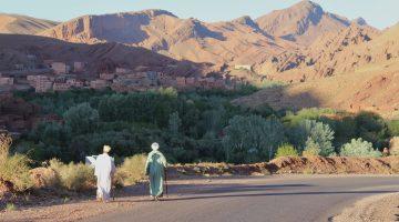 Marokko - Bildnachweis Magdalena Fink