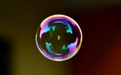 Eine Seifenblase? Der Tausch von Heizkesseln ist laut einer Studie aus Deutschland nicht so effizient, wie gedacht. Bild: pixabay.de