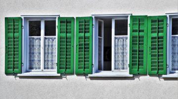 Fenster symbolisieren das Lüften; copyright pixabay CC0