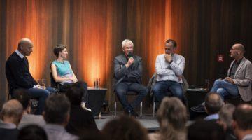 Arnold Hirschbühl bei der Energie Lounge 2018 | Bildnachweis Darko Todorovic