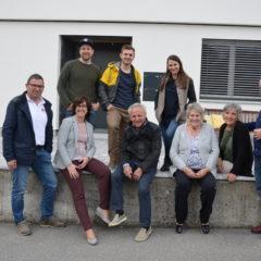 Drei Generationen und zwei Mietparteien füllen das neue Mehrgenerationenhaus der Familie Entner. Foto: Entner