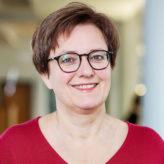 Katharina Bäuerle, Energieinstitut Vorarlberg. Bildnachweis: Markus Gmeiner