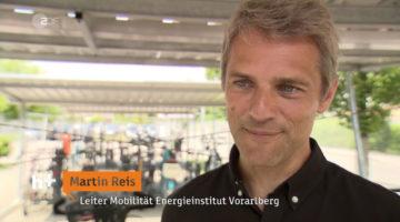 Unser Mobilitätsexperte Martin Reis in der ZDF-Nachrichtensendung heute+.