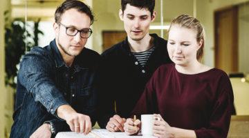 Die genaue Beschreibung der Arbeitsinhalte ist die beste Basis für eine erfolgreiche Zusammenarbeit. Bild: Markus Gmeiner