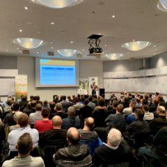 Beim Energie Update 2020 brachten sich die Installateure auf den aktuellen Stand, was Förderungen und Werkzeuge von Land, illwerke vkw und Energieinstitut Vorarlberg anbelangt.