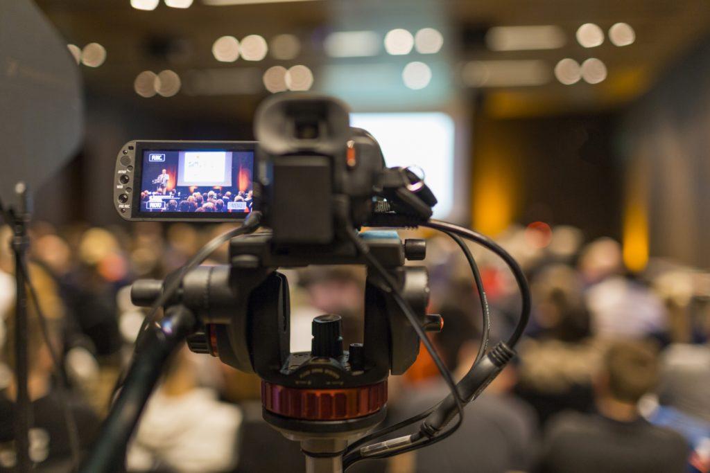 Das Energieinstitut Vorarlberg mit seinem Online-Vortragsangebot auf YouTube. Bildnachweis: Darko Todorovic
