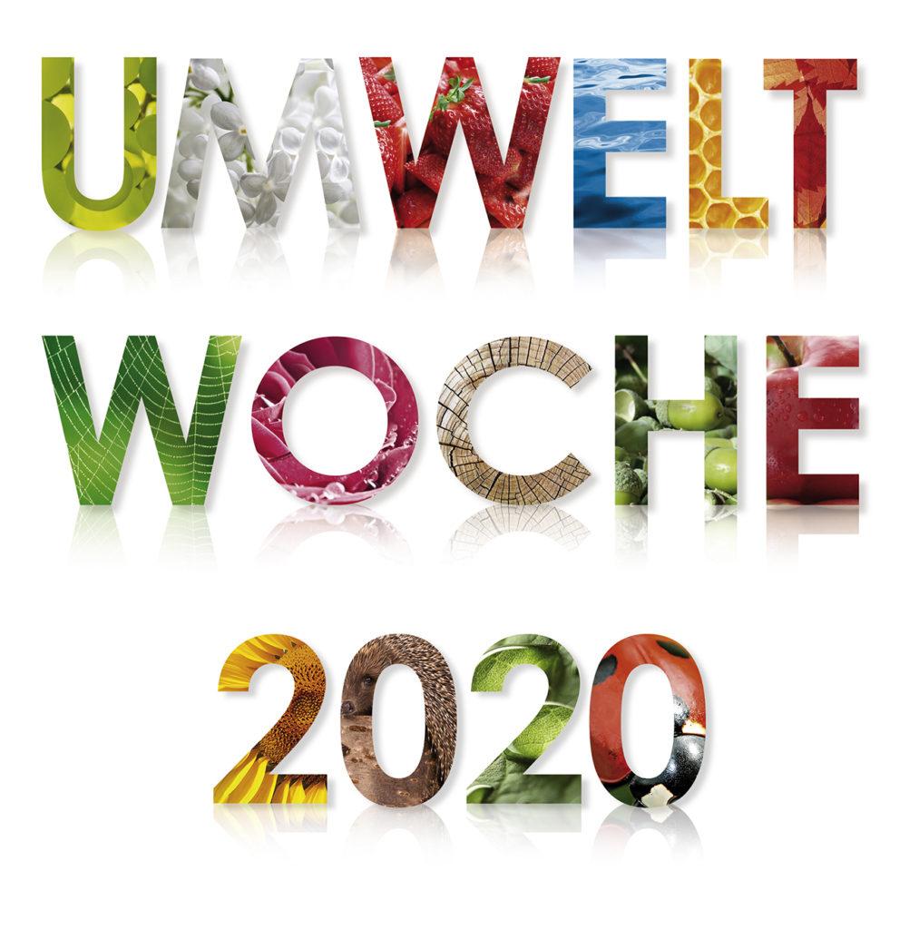 Logo Umwelt V Woche 2020