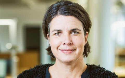 Sabine Erber, Energieinstitut Vorarlberg. Bild: Markus Gmeiner