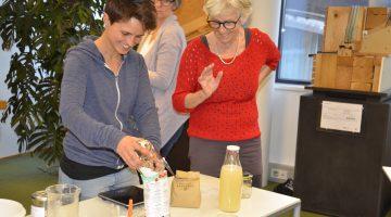 "Praxis-Workshop: ""Plastikfreier leben"""