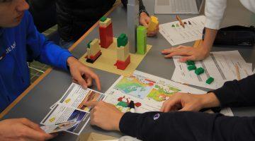 """""""Changing the Game"""" - Planspiel zur Gestaltung der Energiewende"""